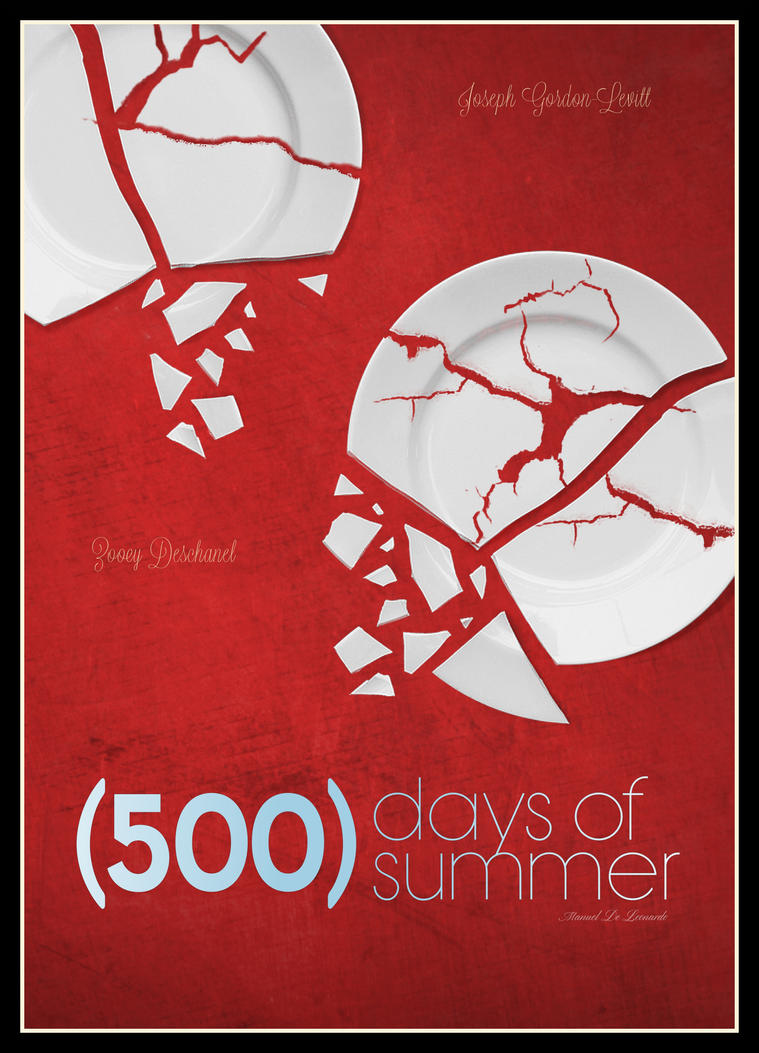 500 Days of Summer by JohnnyMex on deviantART