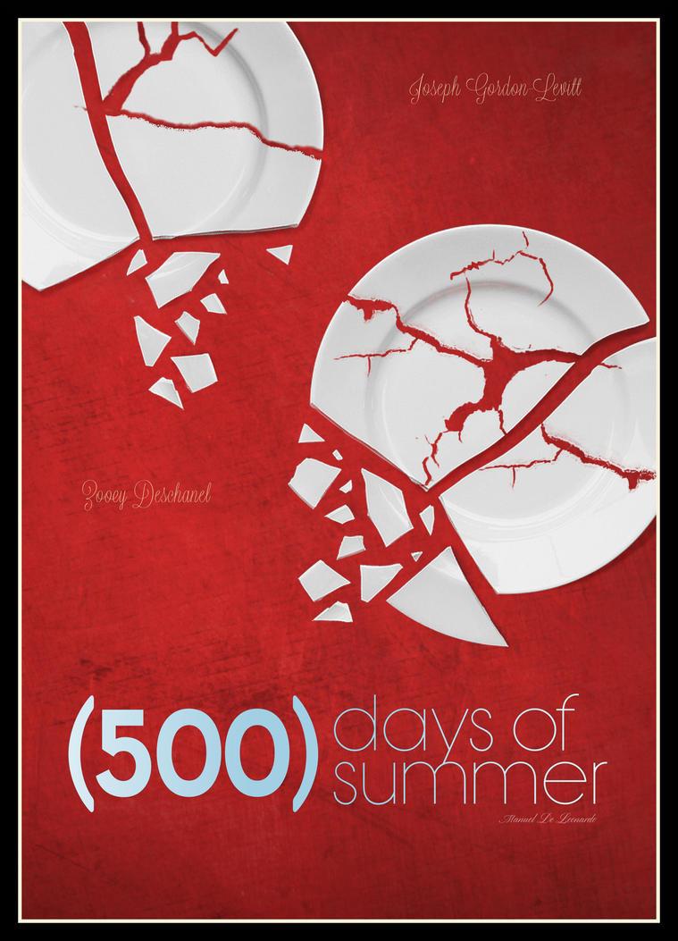 500 Days of Summer by JohnnyMex on deviantART