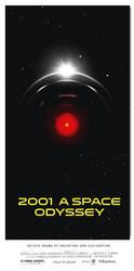 2001 A Space Odyssey by JohnnyMex