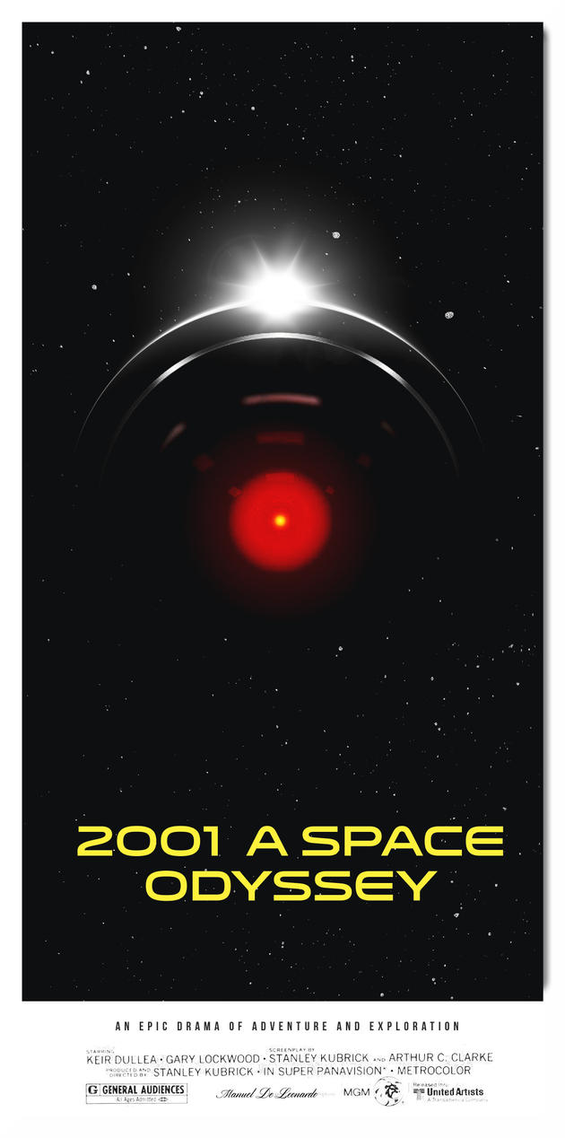 an analysis of the topic of the movie 2001 a space odyssey by dr arthur c clarke and stanley kubrick Background and movie reviews biography: arthur c clarke main dr david bowman was an dr frank poole was one of the main characters of 2001: a space odyssey.