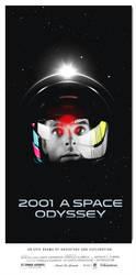 2001 A Space Odyssey | 3 by JohnnyMex