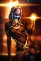 Mass Effect 2 - Tali