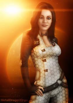 Mass Effect 2 - Miranda Lawson