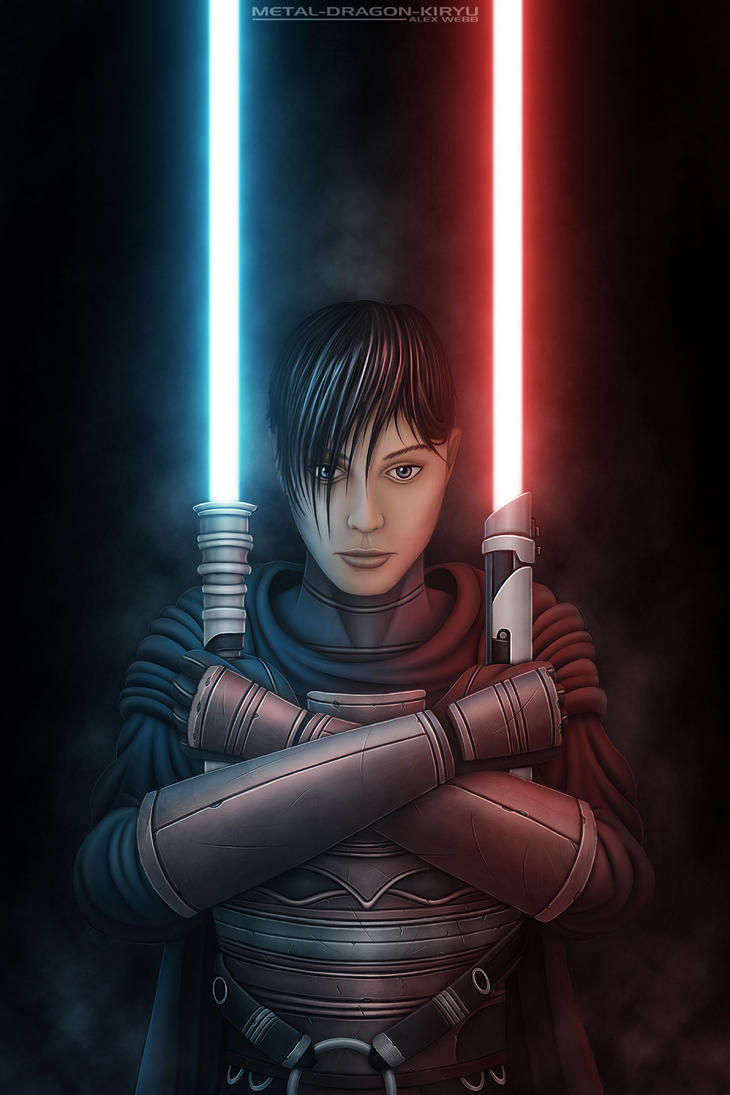 Commission: Revan by OrbitalWings
