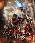 Transformers - 'Urban Landslide'