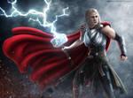 Thor - 'Goddess of Thunder'