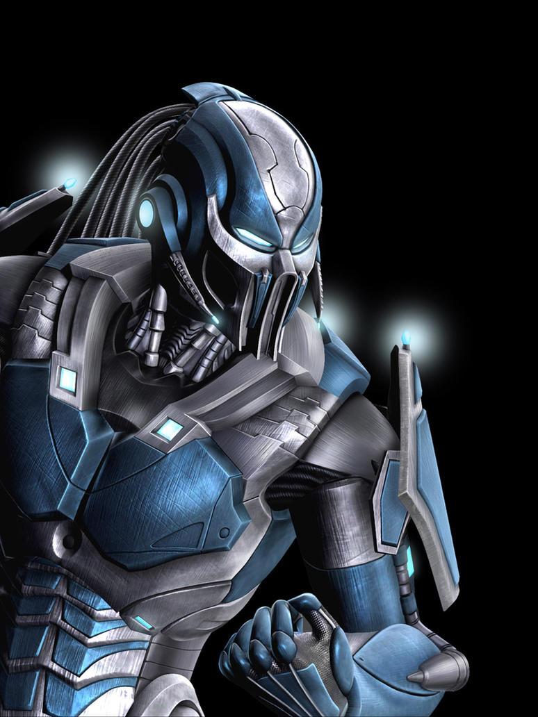 Cyber Armor Mk9 - cyber sub-zero render by