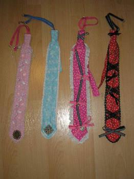 Kawaii neckties