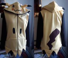 Mimikyu custom hoodie commission