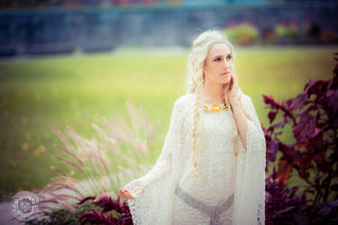 Galadriel 3 - White queen by simakai