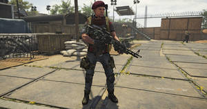 Me as Division Agent in The Division 2 by BloodRavens1