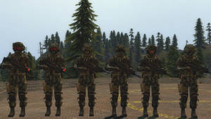 EMC Advanced Soldiers/Rangers by BloodRavens1