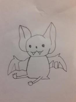 it's a bat