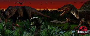 Jurassic Park Jungle