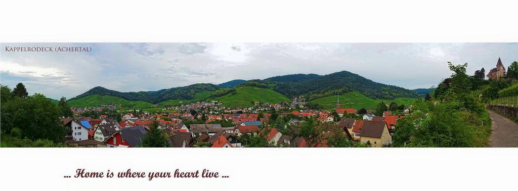 Home is where your heart live by Jan-K-Fotografie