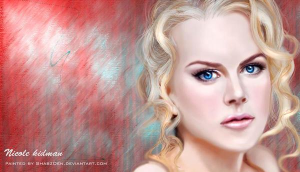 Nicole Kidman by ShabzDen