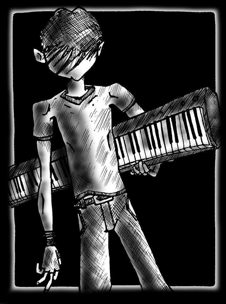 keyboard by ZERO-blade-id13