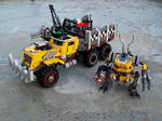 Trukk and a Kan