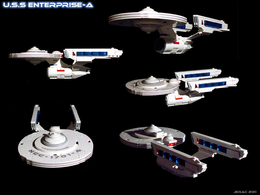 Enterprise by Scharnvirk
