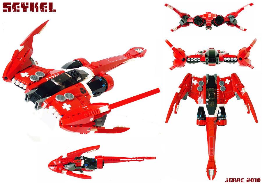 Seykel Starfighter by Scharnvirk