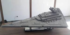 LEGO Star Destroyer on Zbudujmy.to! exhibition