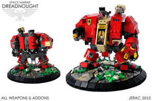 WH40k Dreadnought