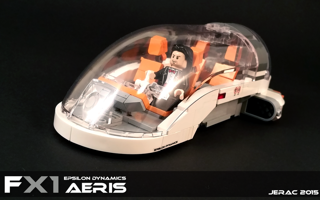 Epsilon Dynamics AERIS by Scharnvirk