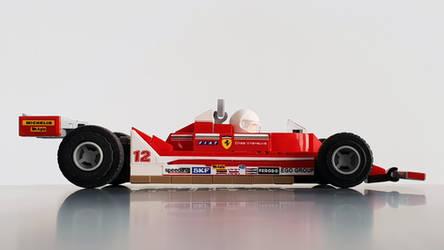 Ferrari 312T4 by Scharnvirk