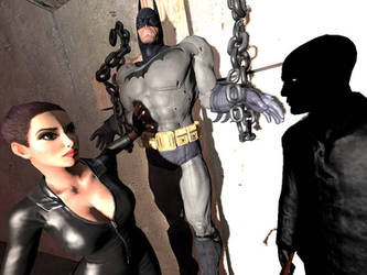 Batman slave (2) by nedved956