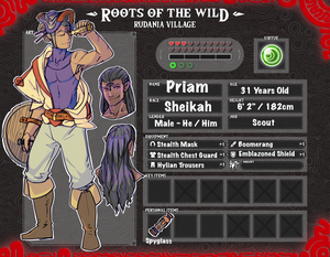 RotW: Priam