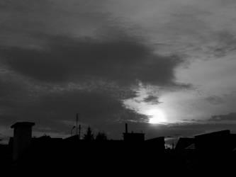 Twilight in Mragowo by ElegantAndrogyne