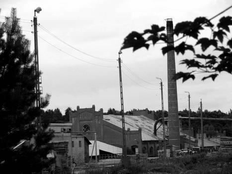 Industrial Landscape by ElegantAndrogyne