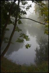 Fog in Lodz - 3