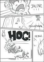Motivational Hedgehog by Jornomore
