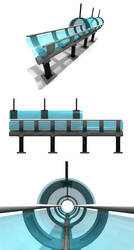 Roller Coaster Concept by Nitroblaster