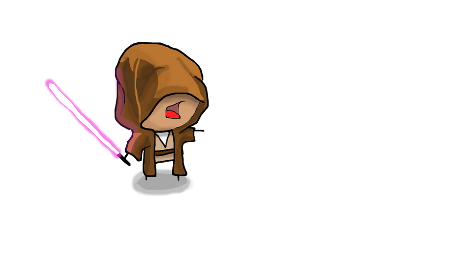 Jedi Master by DA-sWooZie
