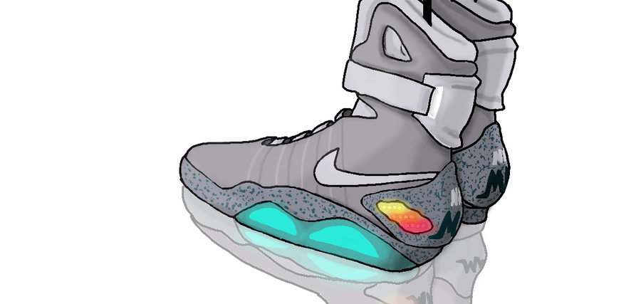 nike shoes drawings. nike air mags by da-swoozie nike shoes drawings
