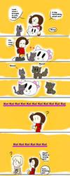 Kitties are love p.3 by chibi-hikaru