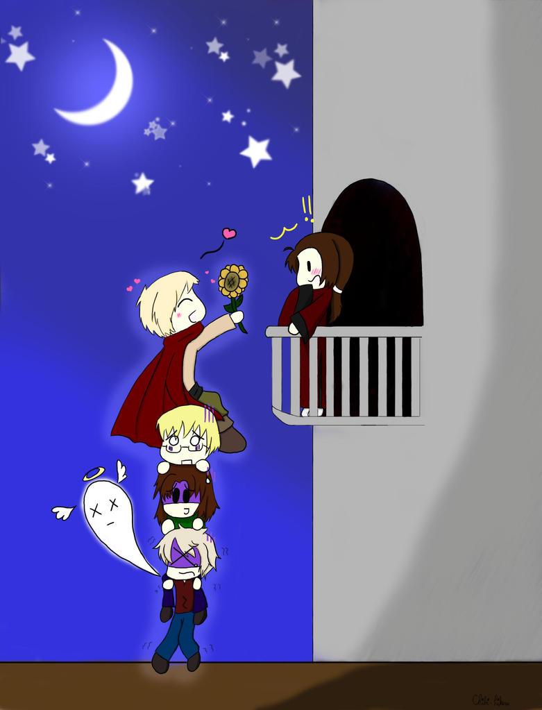 Just like a fairytale by chibi-hikaru