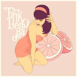 pink lemonade by lostinnebula