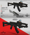 Shock Trooper AK variant