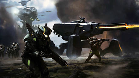 Combined arms, for supremacy
