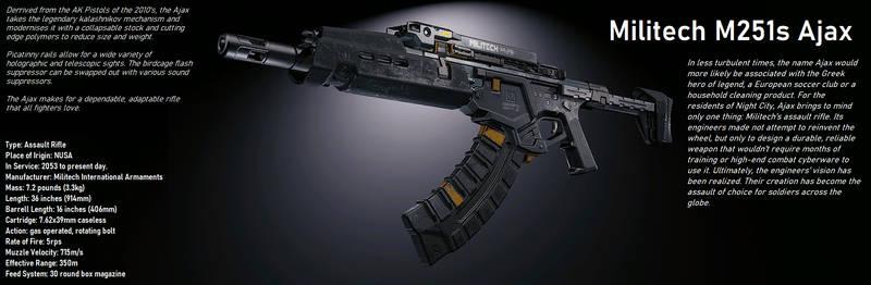 M251s Ajax