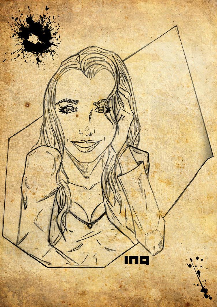 She... by illustrateer-imls