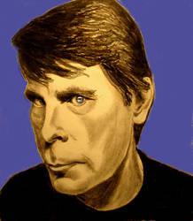 Stephen King by raschiabarile