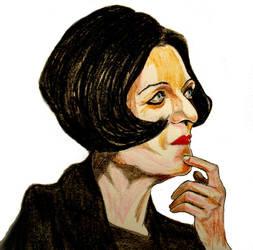 Herta Muller by raschiabarile