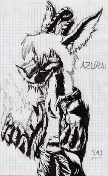 Inked Azurai