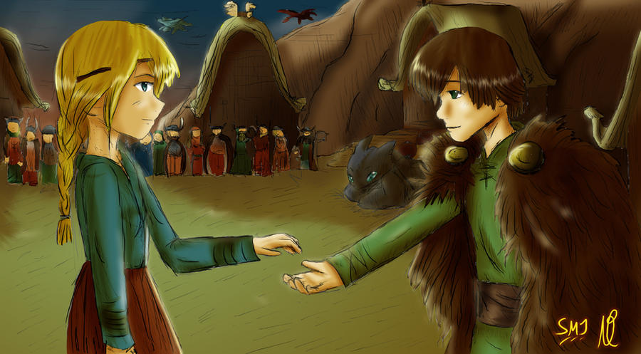 how to train your dragon hiccup and astrid pregnant fanfiction
