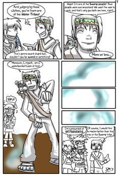 Earth Kingdom's Attack 13