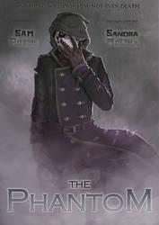 The Phantom by SandraMJ